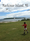 Mackinac Island family travel