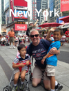 New York City family travel