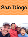 San Diego Family travel