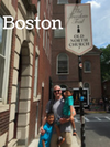 Boston family travel