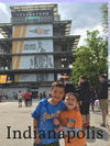 Indianapolis family travel