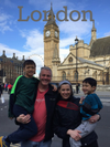 London Family travel